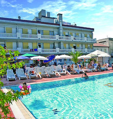 Hotel GERMANIA *** - Bibione