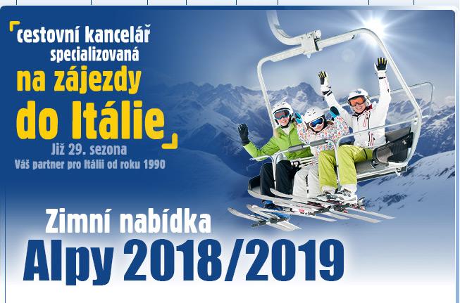 9b578b9b7 ITÁLIE dovolená: Itálie 2019 - specialista na Itálii, CK CICALA